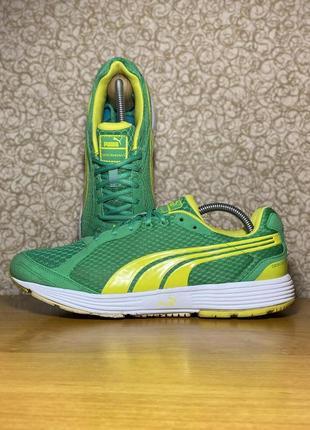 Мужские спортивные кроссовки puma descendant оригинал размер 41