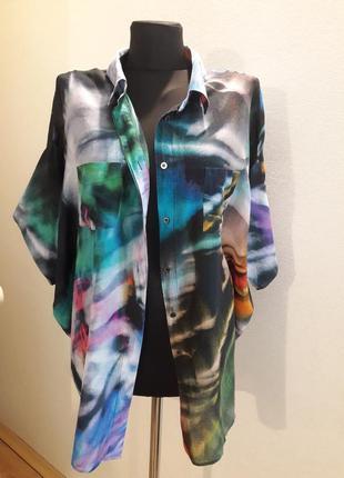 Laurel. стильная дизайнерская рубашка