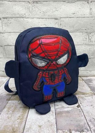 """Детский рюкзак """" человек паук"""""""