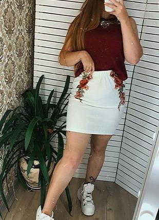 Костюм,набор,комплект юбка блуза