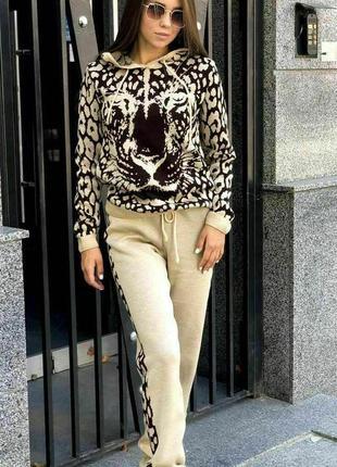 Костюм леопард. есть цвета