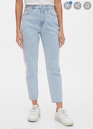 Gap jeans mom джинсы женские