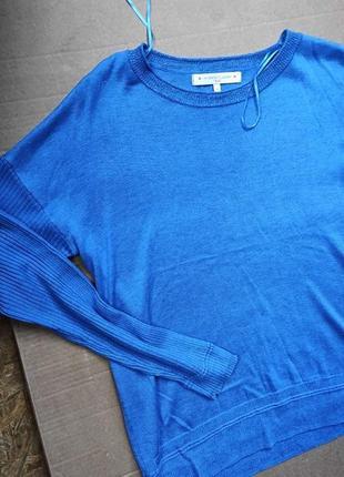 Яркий тонкий свитерок uk 8