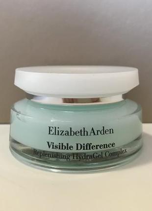 Elizabeth arden гель для лица увлажняющий visible difference 75 мл