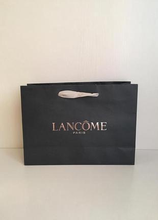 Пакет подарочный lancôme
