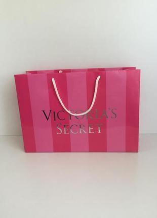 Пакет подарочный victoria's secret