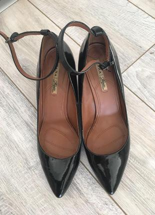 Туфли-лодочки zara