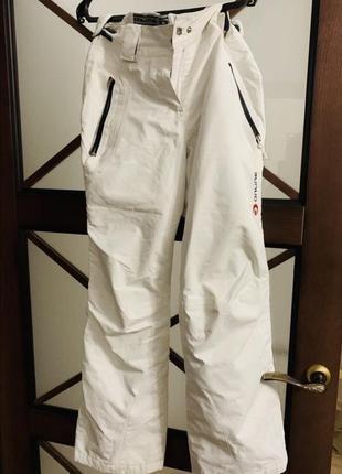 Фирменные лыжные женские штаны лижні штани