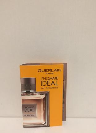 Парфюмерия парфюмерная вода guerlain 0.7 ml