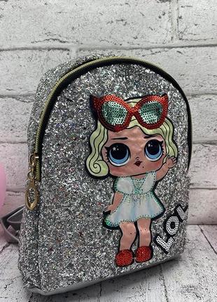 "Детский рюкзак ""lol"""