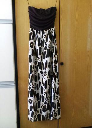 Длинные сарафаны - незаменимая часть летнего гардероба