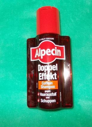 В наличии шампунь,фирма alpecin.про-во германия