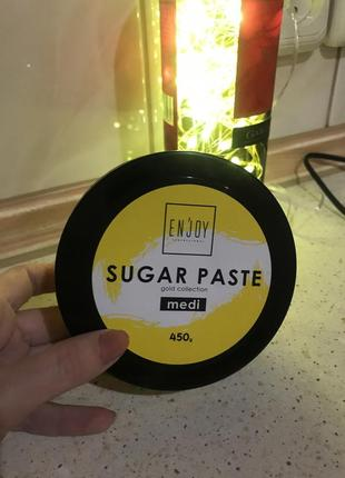 Сахарная паста для шугаринга enjoy