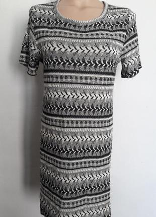 Платье прямого кроя atmosphere