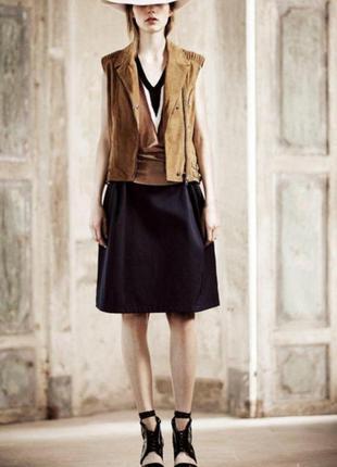 Шикарная юбка -колокол h&m