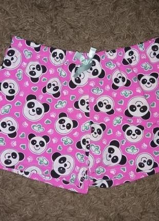 Пижамные шорты для дома и сна