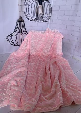 Одеялко для малышей 110*140