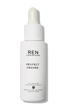 Ren perfect canvas skin finishing serum праймер для лица, 30 мл