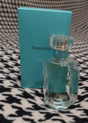 Tiffany& co eau de parfum 5 ml, парфюмированная вода, отливант