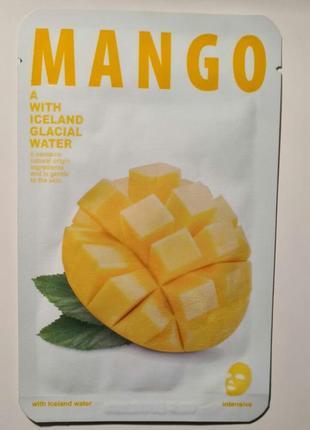 Маска с манго