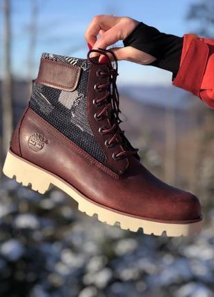 Ботинки черевики timberland kingspoin leather  defender 27 см оригинал