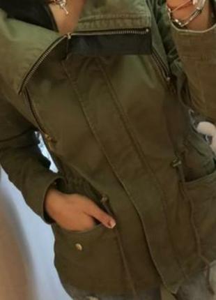 Куртка курточка парка ветровка
