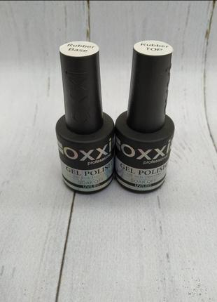 Набор- топ и база oxxi, 10ml