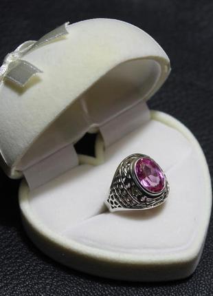 Серебрянный перстень