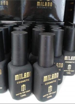 Матовый топ milano ,12ml