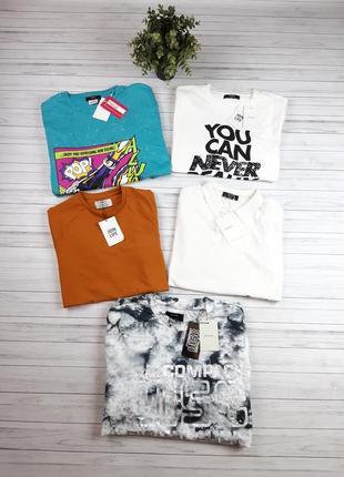 Большой выбор мужских футболок и поло