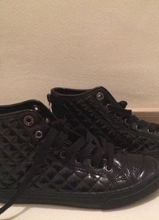 Geox {оригинал}  ботинки. размер 36