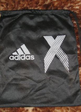 Рюкзак мешок adidas сетка