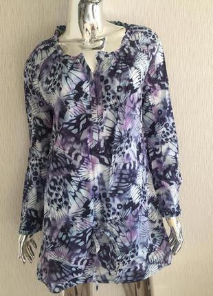 Рубашка туника с рукавом tcm дефект