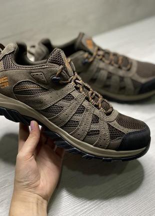 Оригінальні чоловічі трекінгові кросівки  від columbia canyon point