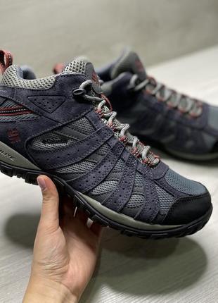 Оригінальні чоловічі кросівки від columbia redmond mid waretproof
