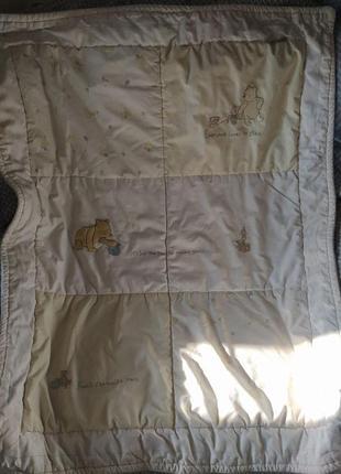 Детское одеяло покрывало плед  disney