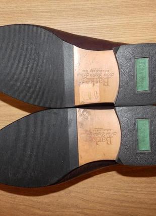 Лоферы , туфли , мокасины barker6 фото