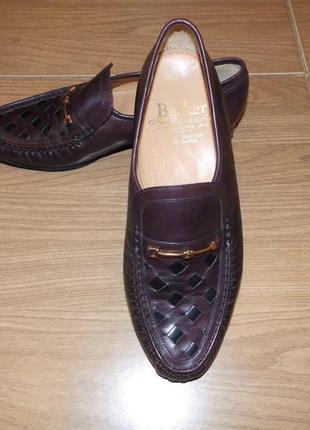 Лоферы , туфли , мокасины barker1 фото