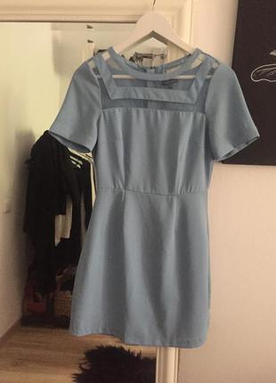 Платье warehouse оригинал (zara, h&m, chanel, prada, miu miu)