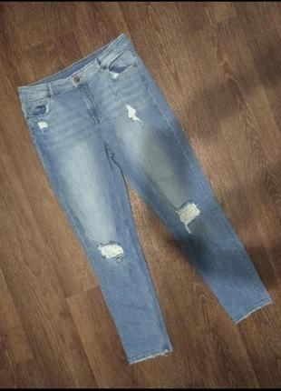 Очень красивые джинсы мом