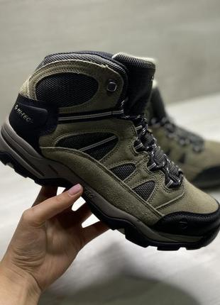 Оригінальні чоловічі черевики  hi-tec bandera ii mid