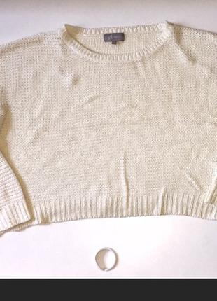 Укороченый свитер
