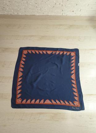 Шелковый платок nina ricci