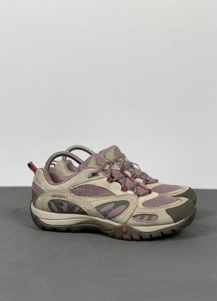 Женские кроссовки ботинки 39 merrell azura original 25см
