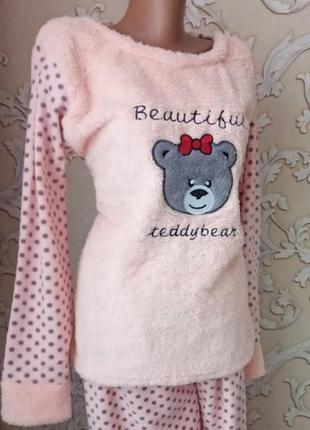 Пижамы женские теплые турция