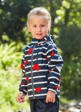 Куртка ветровка pocopiano вітрівка німеччина 110-116