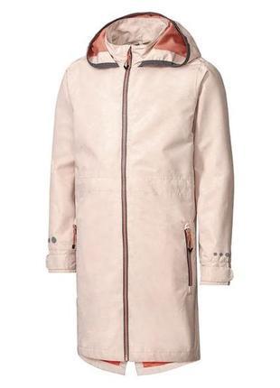 Курточка плащ вітрівка дощовик для дівчинки crivit р128, 134, 146