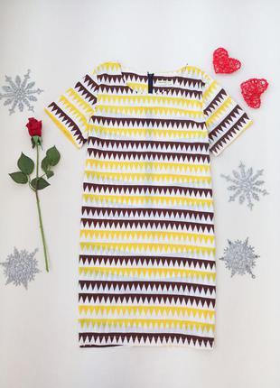 Платье прямого кроя от vera&lucy