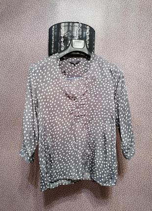 Классная рубашка в горошек signal дания