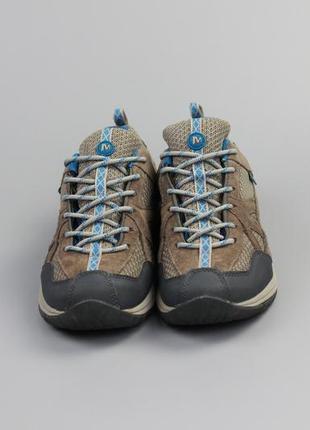 Фирменные трекинговые кроссовки на гортексе